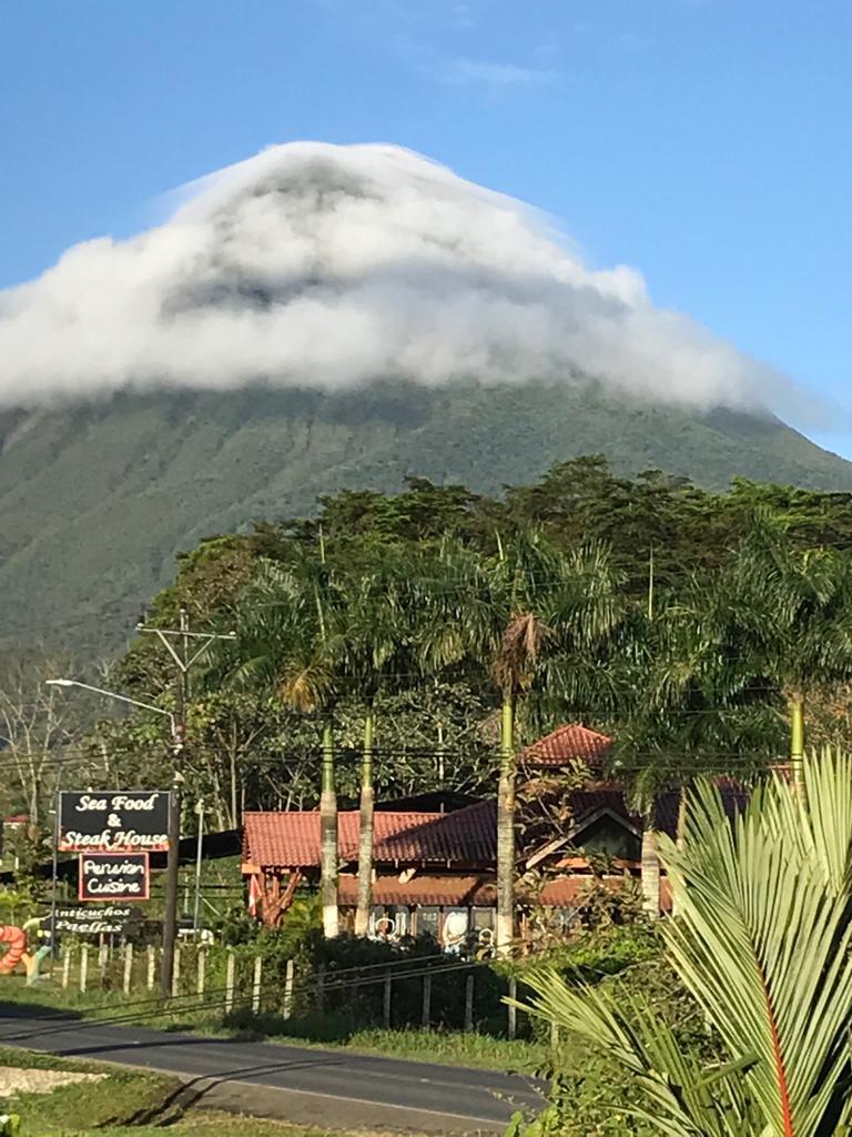 Der Vulkan Arenal (Costa Rica)
