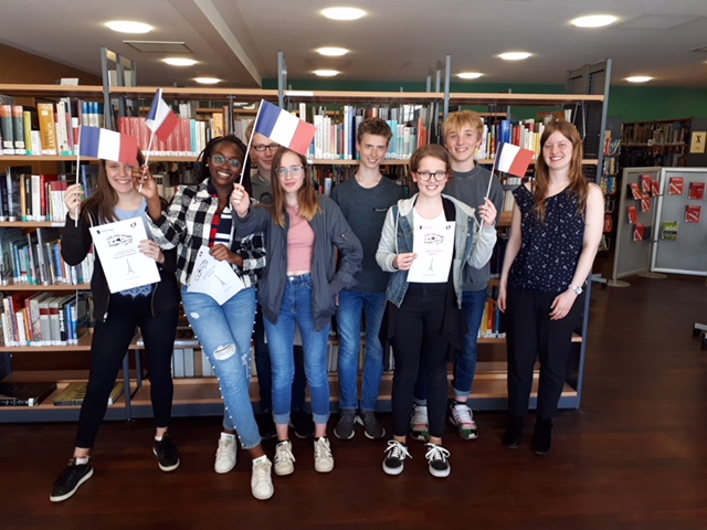 Kennenlernen franzosisch leo
