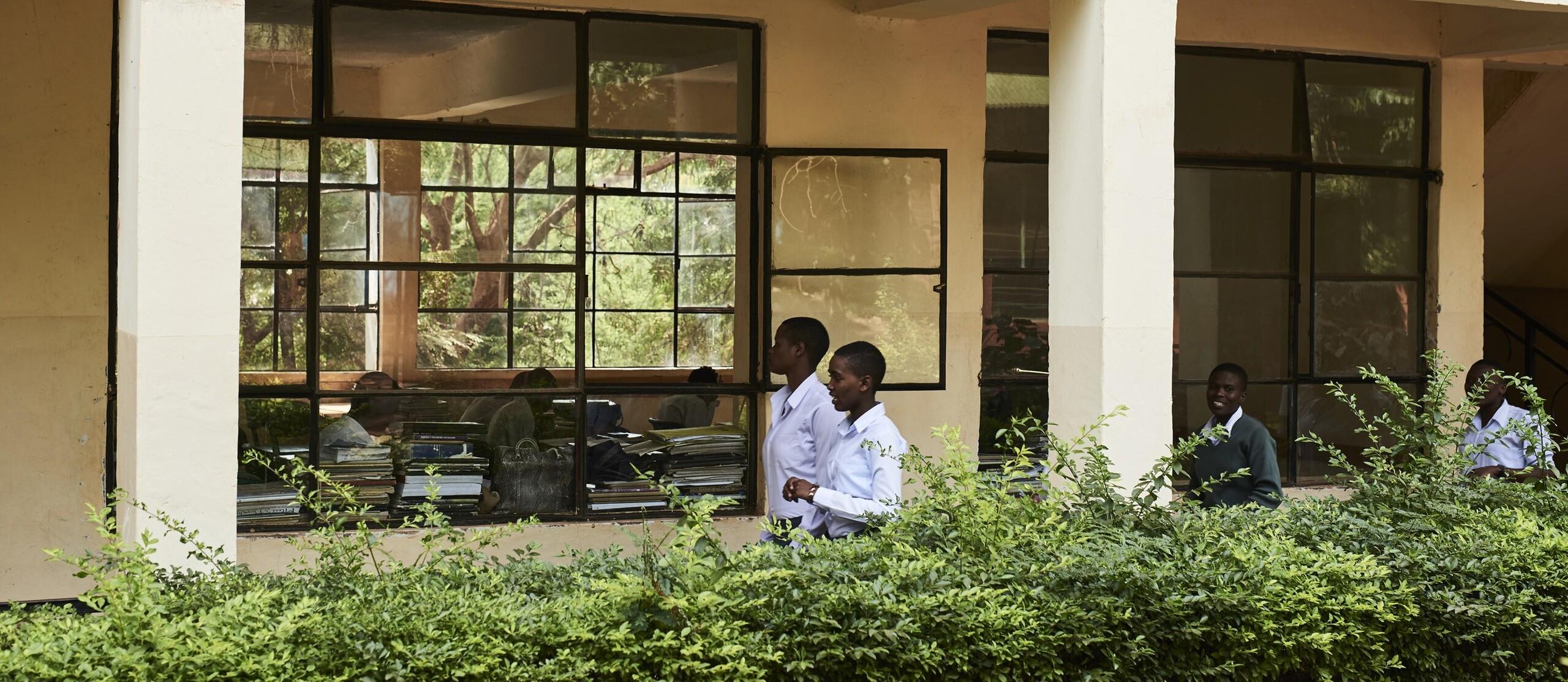 Mwanga High School (Tansania)