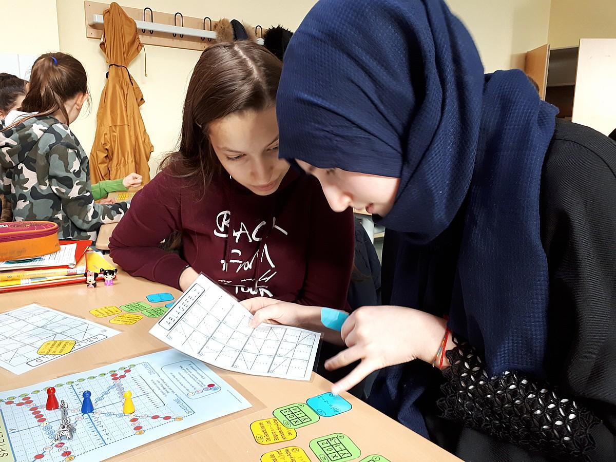 Handlungsorientierter Mathematikunterricht