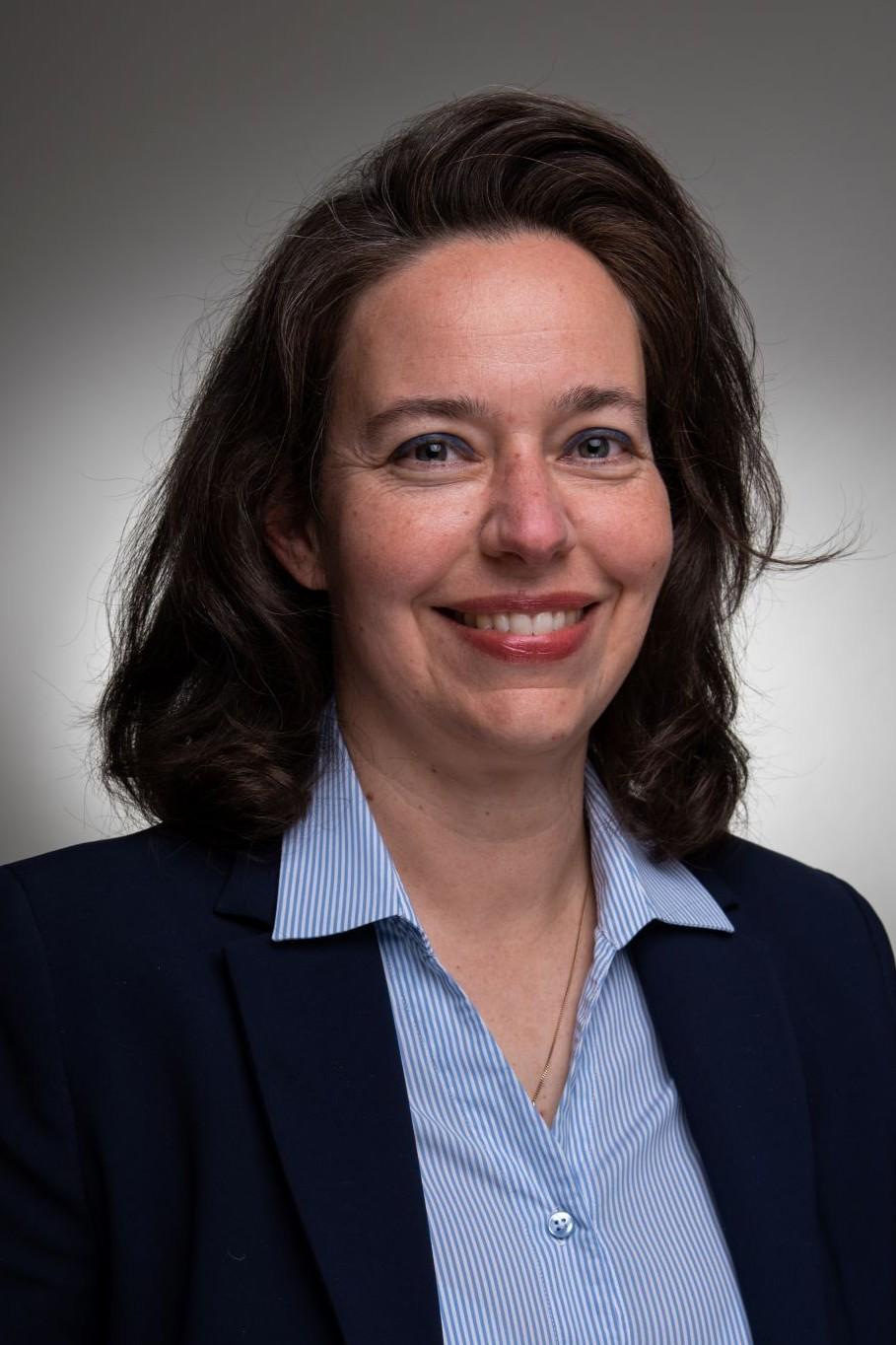 Frau Kleine-Jänsch (Schulleiterin)