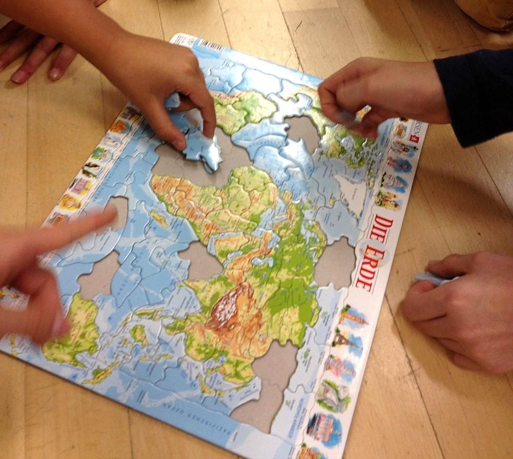 UNESCO-Puzzle
