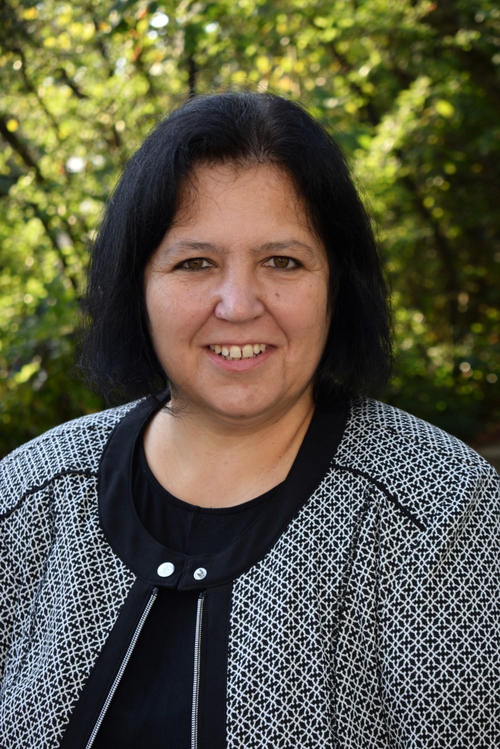 Frau Zimpel (Studienleiterin)